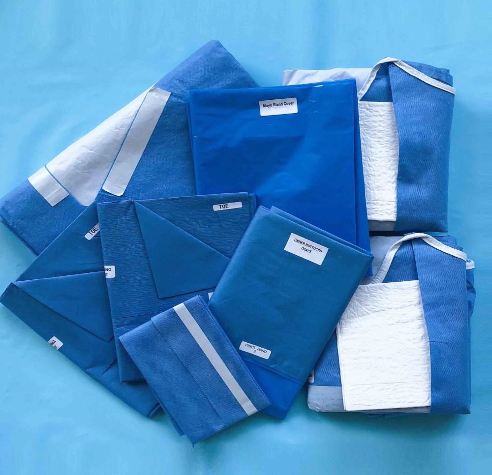 腹腔镜检查组合包